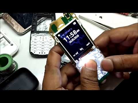 nokia 105/1010/ white lcd jamper problem solv - تنزيل يوتيوب