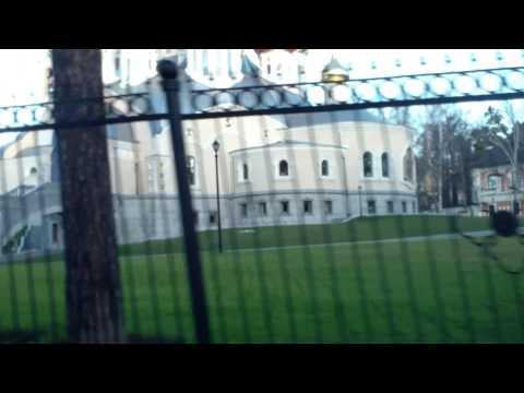 Храм святых князей бориса и глеба у боровска