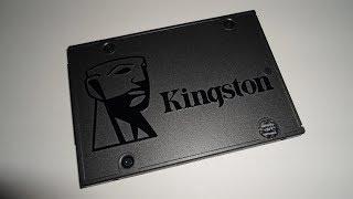Kingston A400 SSD mit 120GB
