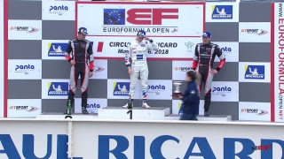 Euroformula_Open - PaulRicard2018 Round2 Race2