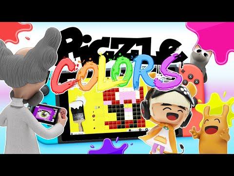 Piczle Colors for Nintendo Switch thumbnail