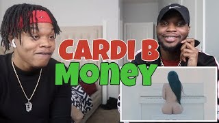 Cardi B - Money (Official Music Video) Reaction / DISSECTED