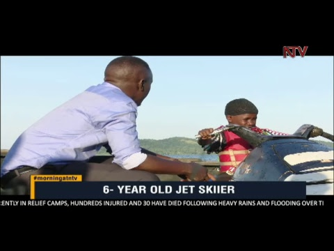 ON THE GROUND: Story of a six year old boy who drives a Jet Ski