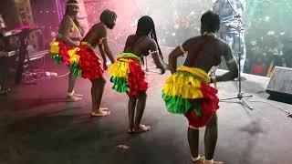 Nelson Bomba LIVE No Concerto De Tabanka Djaz Em Bissau(3)