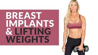 Breast Implants and Lifting Weights || All Your Questions Answered!!