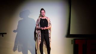 A picture is worth a thousand words, right? | Greta Friesen | TEDxYouth@DoyleAve
