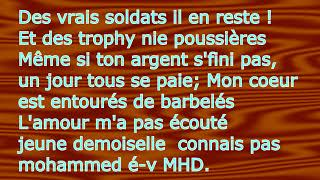 [LYRICS PARTY] MHD   XIX (VO)   OOTeamCocOo'prodles Paroles à Coco