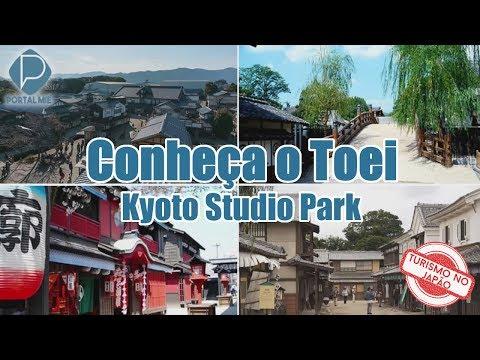 Conheça o Toei Kyoto Studio Park - Turismo no Japão