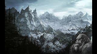 Skyrim - Requiem(No Death). Злой орк и проклятье вечного голода. #1
