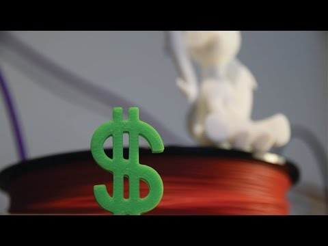 Make Money with 3D Printing!