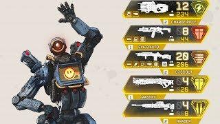 The Best Golden Gun Moments in Apex Legends