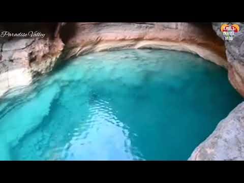 Фото видеогид Valley Paradise Agadir Morocco РАЙСКАЯ ДОЛИНА Агадир Марокко