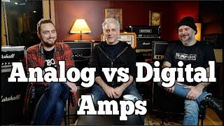 Are Real Guitar Amps Still Better Than Modeling Amps?
