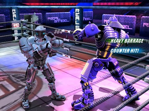 Download Real Steel World Robot Boxing Ps3 Xbox360 Midas Vs Noisy
