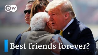 Trump&39s India visit sparks mixed emotions in Gujarat | DW News