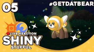 BEST SHINY REACTION ON YOUTUBE! SHINY STUFFUL! | Pokemon Sun & Moon Shiny Reaction #5 | CrimsonCBAD | Kholo.pk