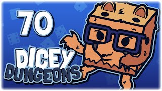 SECRET CHARACTER, The Bear   Let's Play Dicey Dungeons   Part 70   Release Gameplay