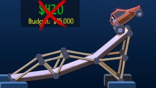 They Fixed the Most Broken Level in Poly Bridge 2