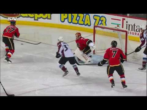 Colorado Avalanche vs Calgary Flames - March 27, 2017 | Game Highlights | NHL 2016/17