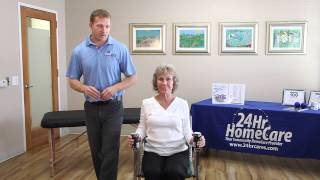 Physical Therapy Exercises for Seniors: Chair Exercises for the Upper Body - 24Hr HomeCare