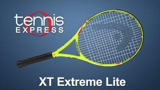 Ρακέτα τέννις Head Graphene XT Extreme Lite video