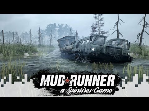 RACE TO THE FINISH! - SPINTIRES: MUDRUNNER (Multiplayer Gameplay) - EP03