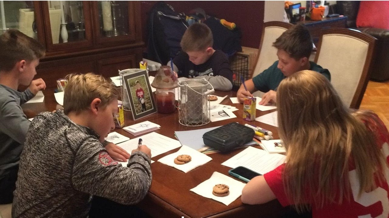 Church Christmas Cards Show Care To Prisoners The United Methodist