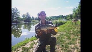 Платная рыбалка в солнечном