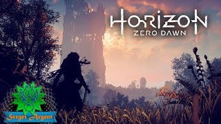 Horizon Zero Dawn - Тестовый стрим на PS4. Сложность прохождения сверхвысокая