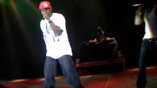 50 Cent - C.R.E.A.M 2009 Live In Cork, Ireland (Goz's Camera)