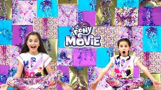 MLP BIRTHDAY MORNING PRESENTS OPENING!🎁  My Little Pony New Movie Birthday Surprise Toys Opening 🎂