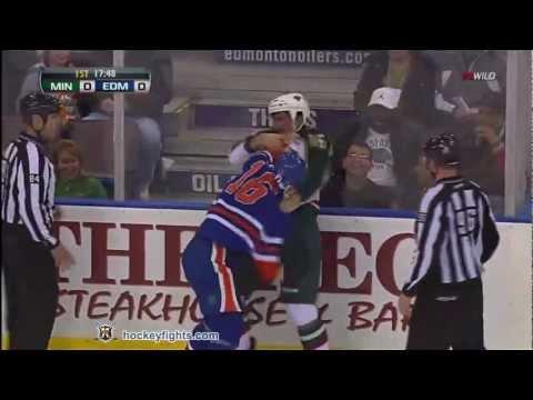 Darcy Hordichuk vs. Brad Staubitz