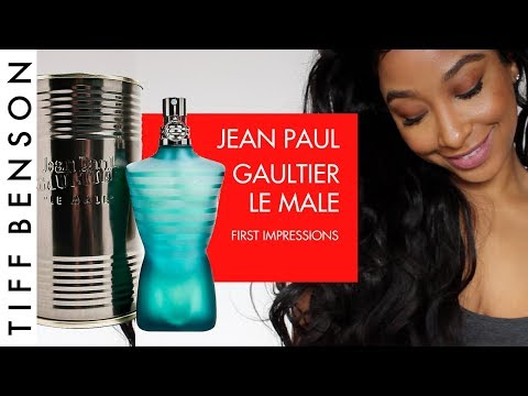 Jean Paul Gaultier Le Male: First Impressions