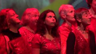 Red Leicester Choir - We Will All Go Together When We Go