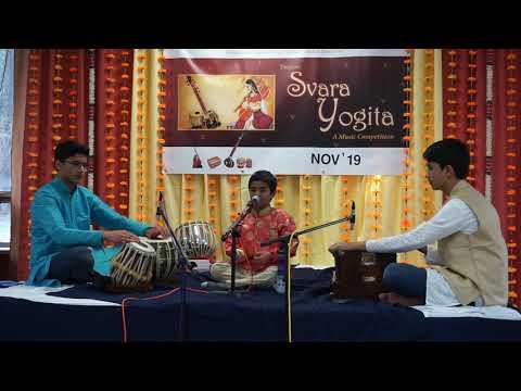 Svara Yogita 2019 - Aadit Bhave