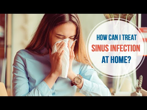 How Can I Treat Sinus Infection At Home? | Healthfolks