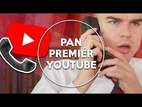 Pan premiér Youtube | KOVY