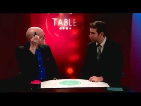 At The Table Lecture - Michael Ammar