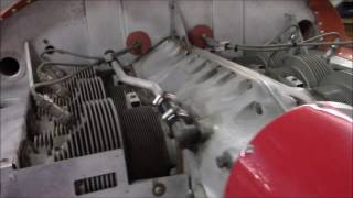 Cessna 172 Continental Engine Overview