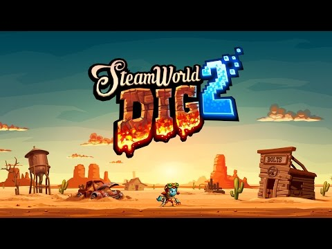SteamWorld Dig 2 - Debut Trailer thumbnail