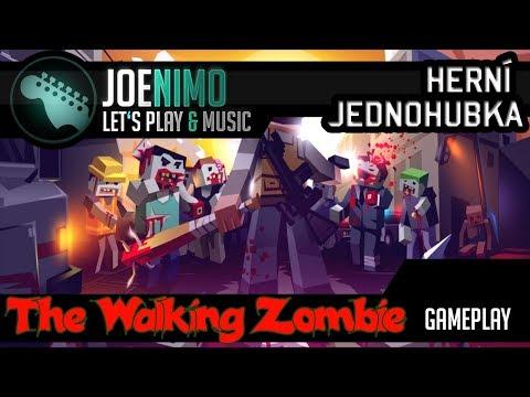 Herní jednohubka | The Walking Zombie - Hranatá apokalypsa a obří zombie! | CZ HD