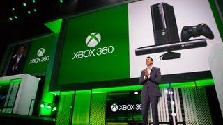 E3 2013 Xbox Briefing: Xbox 360