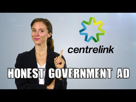 This Honest Ad For Centrelink Show How Much It Cares About Your Debt