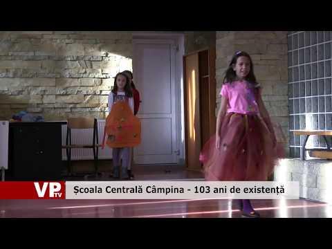 Școala Centrală Câmpina – 103 ani de existență