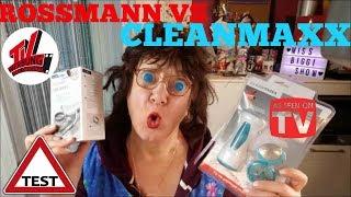 FUSSELRASIERER CLEANMAXX vs ROSSMANN - TEST MISSBIGGI STYLE