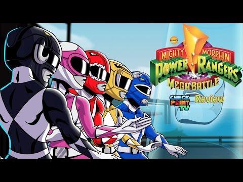 Power Rangers Mega Battle - Video Review video thumbnail