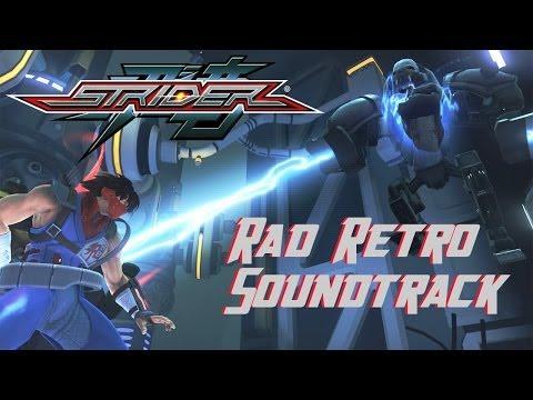 Nový trailer na Strider představuje novou hudbu