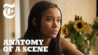 How a Father Tells His Kids to Behave Around Police in 'The Hate U Give' | Anatomy of a Scene