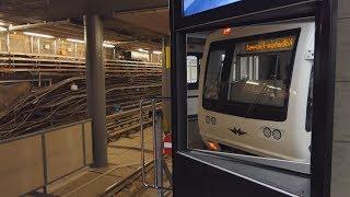 Átadták a 3-as metró megújult északi szakaszát