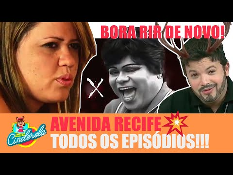 Todos os episódios de Avenida Recife, a paródia de Avenida Brasil do Papeiro da Cinderela